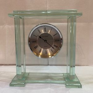Danbury Glass Clock